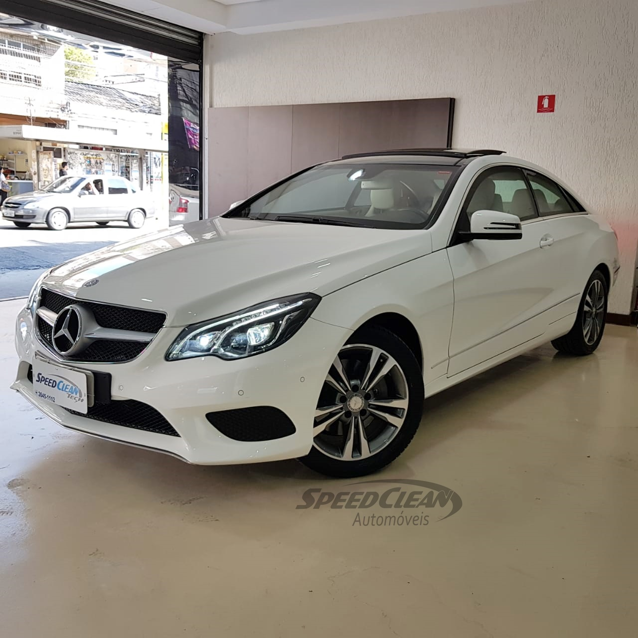 Mercedes E250 Coupe