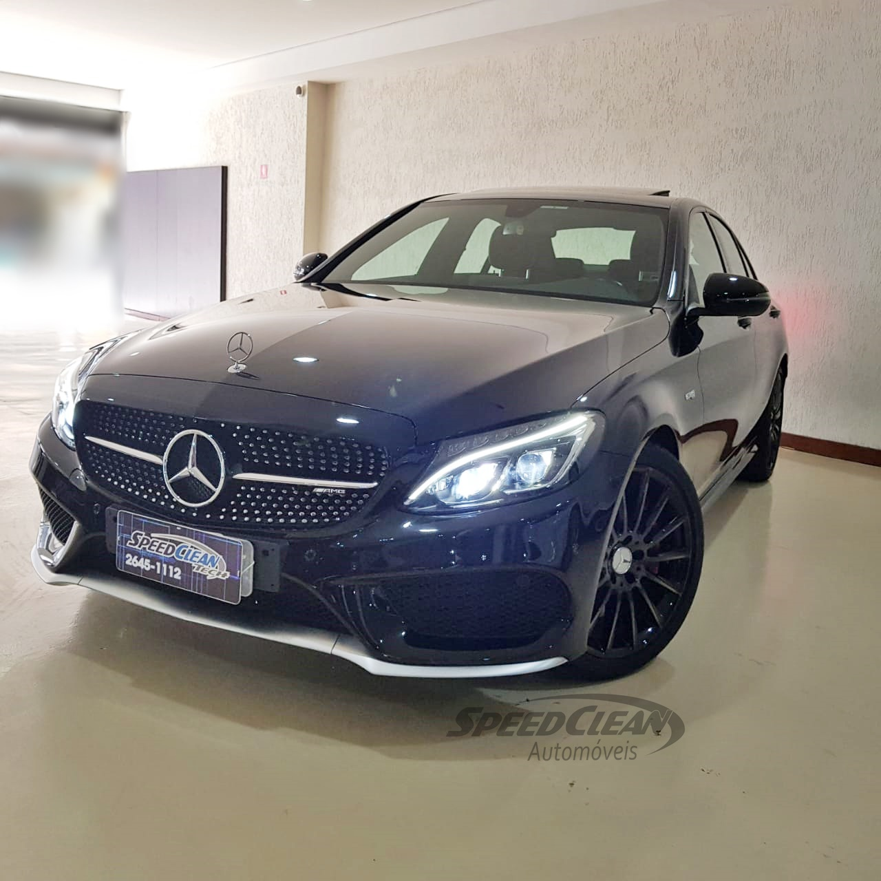 MERCEDES-BENZ C 43 AMG 3.0 V6 4MATIC